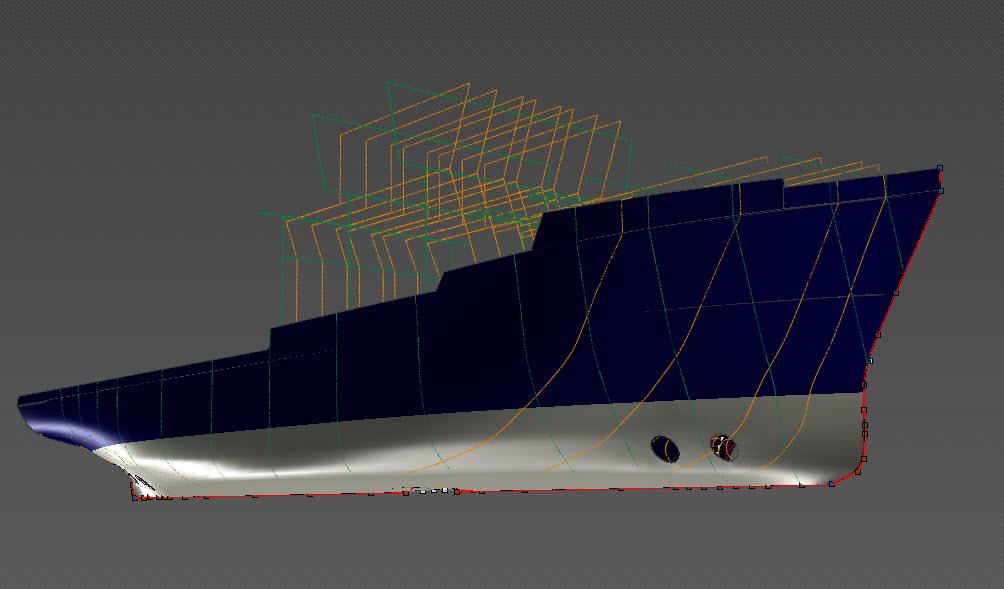 Offshore Construction Vessel